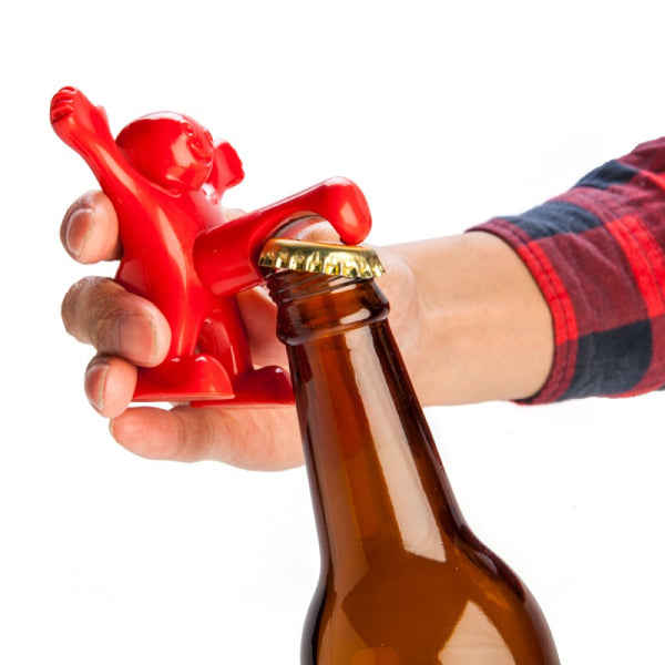 Happy Man Bottle Opener