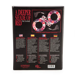 Playful Kinky Deeper Shade of Red Intimate Couples Game
