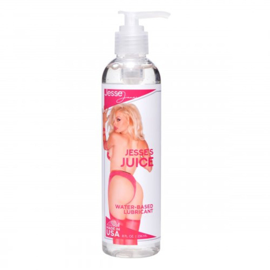 Jesses Juice Water-Based Lubricant 8oz