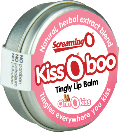 Screaming O KissOboo Cinnamon