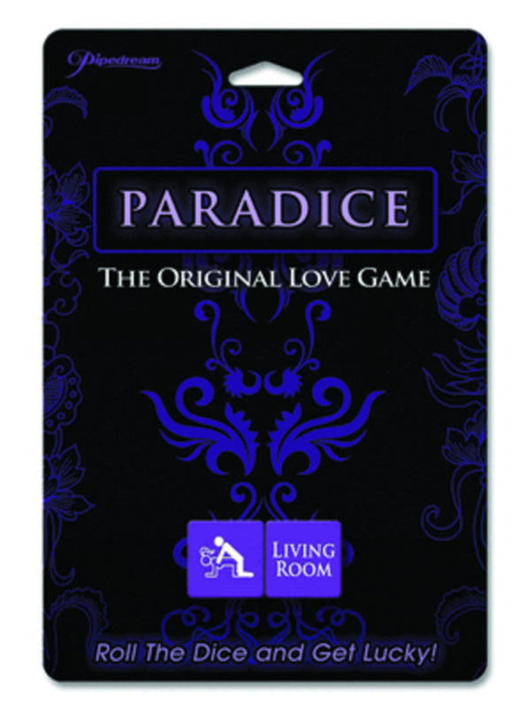 Paradice the Original Dice Love Game - Couples Sex Game