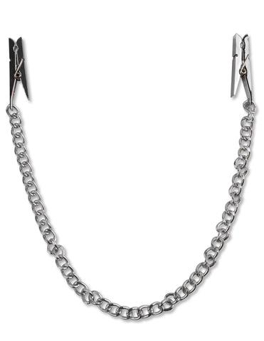 Fetish Fantasy Series Nipple Chain Clamps