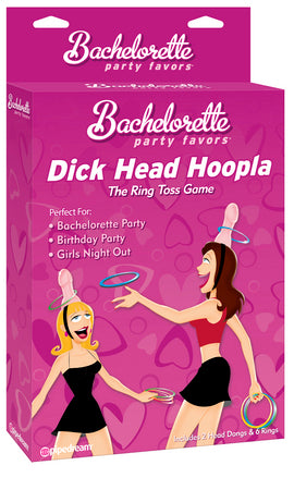 Bachelorette Party Favors Dick Head Hoopla