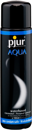 Pjur Aqua Water-Based Lubricant - 100ml