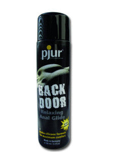 Pjur Backdoor Relaxing Anal Glide w/ Jojoba Silicone Based 100 ml