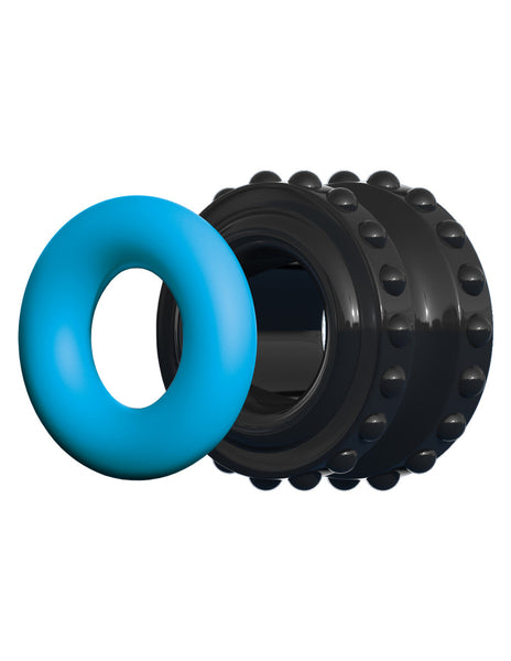 Sir Richards Pro Performance Beginner C-Ring Blue