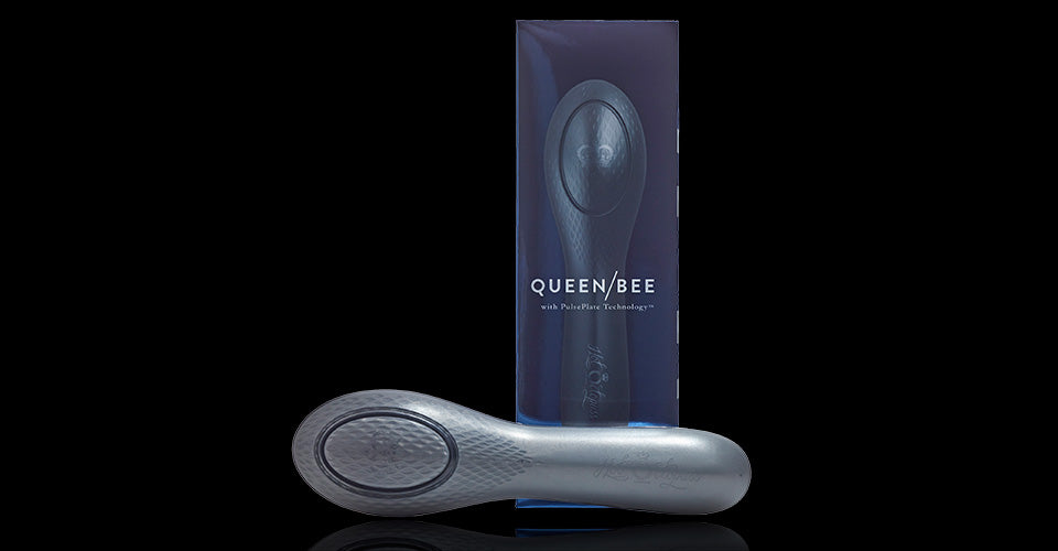 Hot Octopuss Queen Bee with PulsePlate Technology Rechargeable
