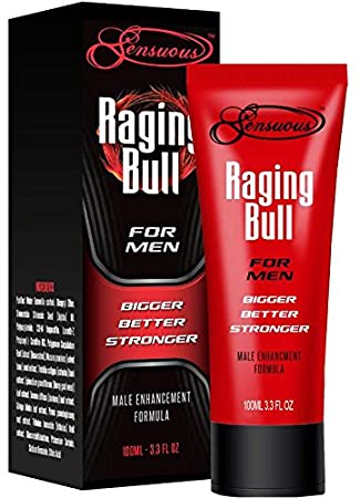 Sensuous Raging Bull Male Enhancement Formula 100mL