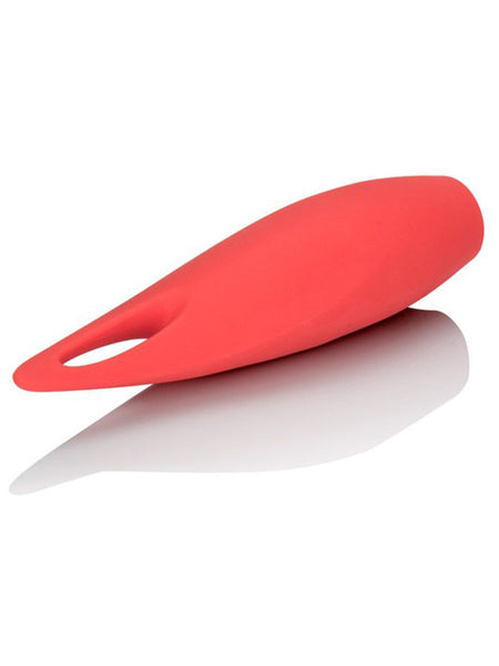 Calexotics Red Hot Spark Rechargeable Vibrator