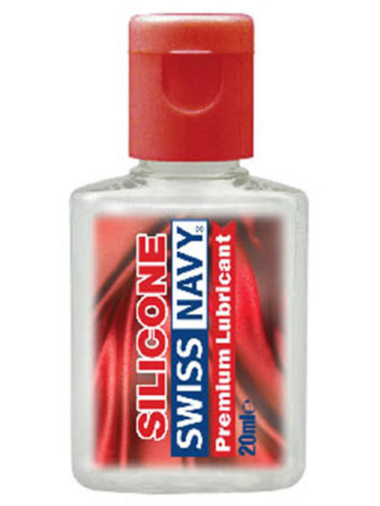 Swiss Navy Silicone Lubricant 20ml