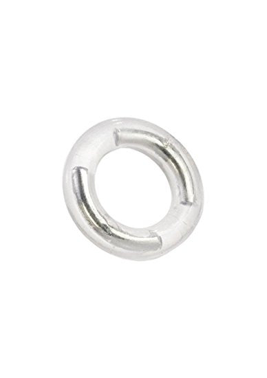 "Support Plus Enhancer Ring - Soft TPR (ring) Stainless Steel (supports) 1.75""/4.45cm (diameter)"