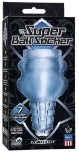 The Super Ball Sucker - Vibrating Testicular Stimulator