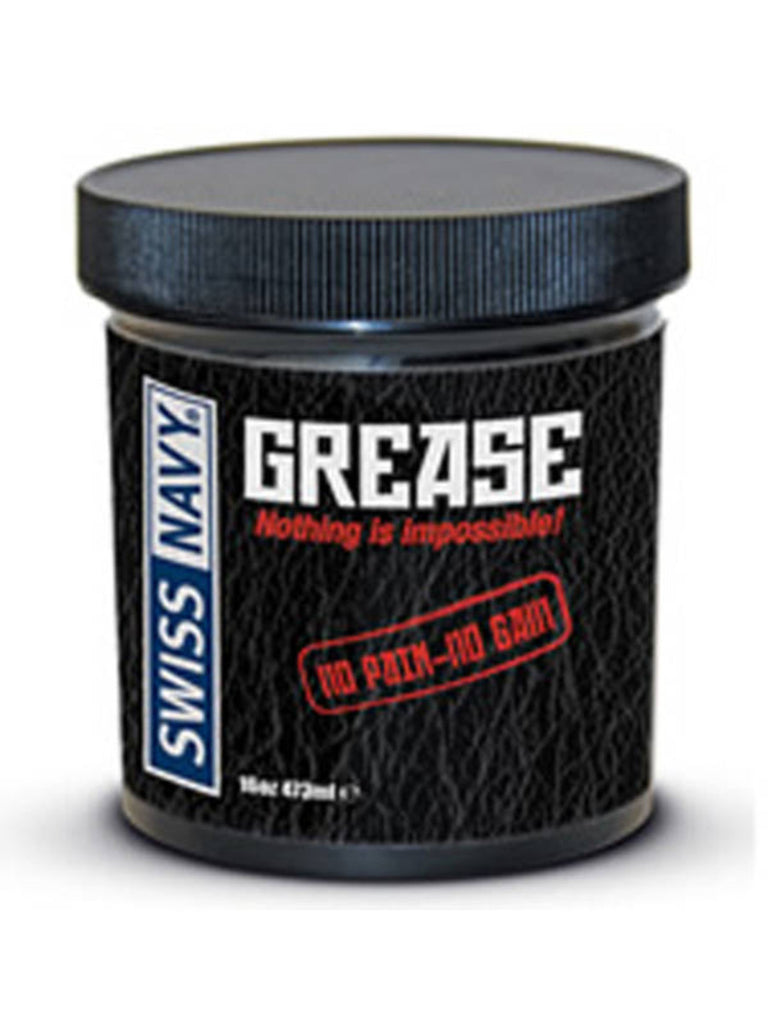 Swiss Navy Grease Lubricant 16oz / 473ml