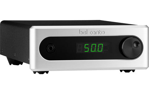 Bel Canto DAC 2.7 Control Preamp