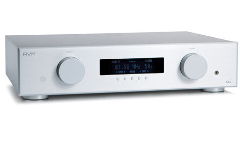 AVM Evolution A 3.2 Integrated Amplifier
