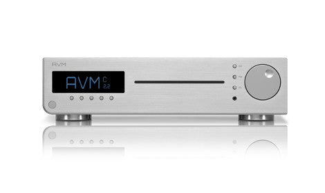 AVM Inspiration C 2.2 Compact CD-Receiver with 2 x 165 Watt