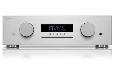 AVM Evolution C 5.2 Compact CD-Receiver with 2 x 300 Watt