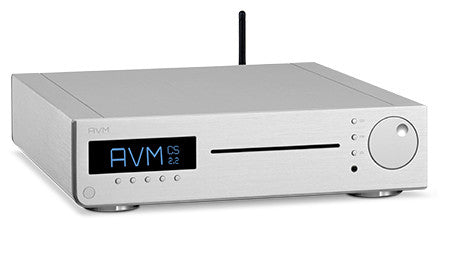 AVM Inspiration CS 2.2 Compact Streaming CD-Receiver with 2 x 165 Watt