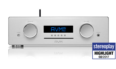 AVM Ovation CS 6.2 All-in-One System