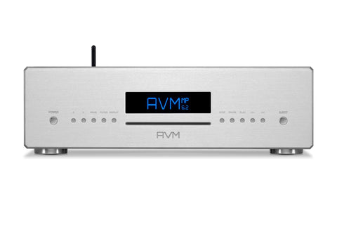 AVM Ovation MP 8.2 CD-Player with High-End-Streaming and 6 digital inputs
