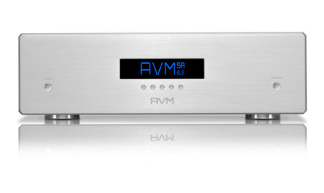 AVM Ovation MA 6.2 Mono Amplifiers