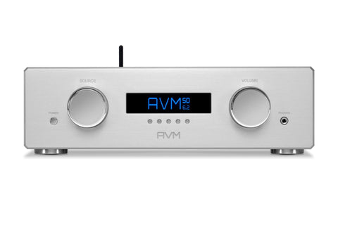 AVM Ovation SD 6.2 Preamplifier with High End Streaming & DAC