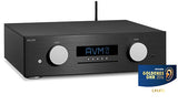 AVM Evolution CS 5.2 Compact Streaming CD-Receiver with 2 x 330 Watt