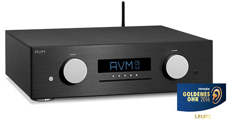 AVM Evolution CS 5.2 Compact Streaming CD-Receiver with 2 ...