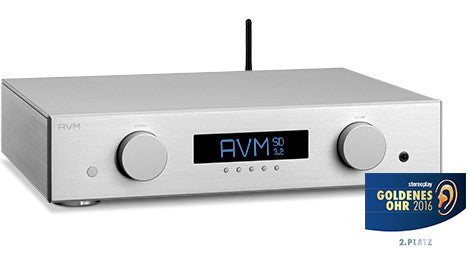 AVM Evolution SD 3.2 Preamplifier with High End Streaming & DAC