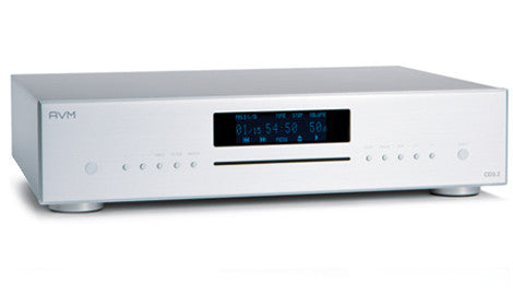 AVM Evolution CD 3.2 MK2 Upsampling CD-Player