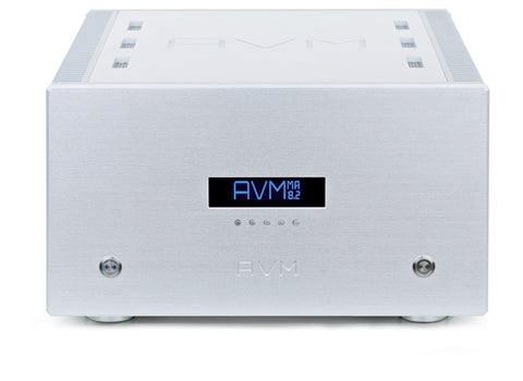 AVM Ovation SA 8.2 Stereo Power Amplifier  with 2 x 450 Watt