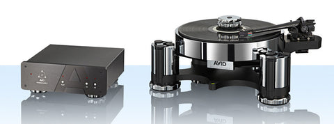 Avid Hifi Acutus SP Turntable