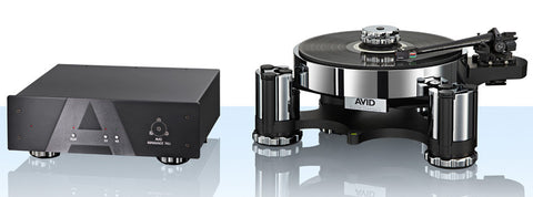 Avid Hifi Acutus Reference SP Turntable