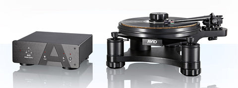 Avid Hifi Sequel SP Turntable