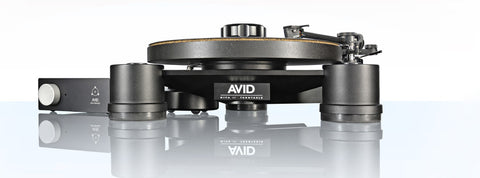 Avid Hifi Diva II Turntable