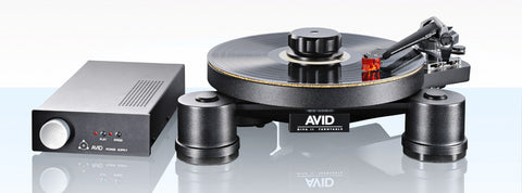 Avid Hifi Diva II SP Turntable