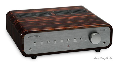 Peachtree Audio Nova 150 Integrated Amplifier with DAC