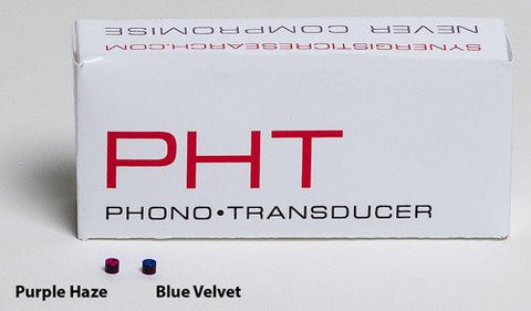 Synergistic Research PHT Phono Transducer