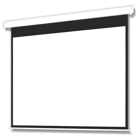 OS Screen White Mat Motorised Type