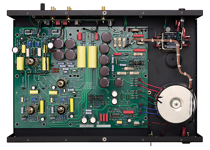 Vtl Tp 2 5 Series Ii Phono Preamplifier Sound Decisions