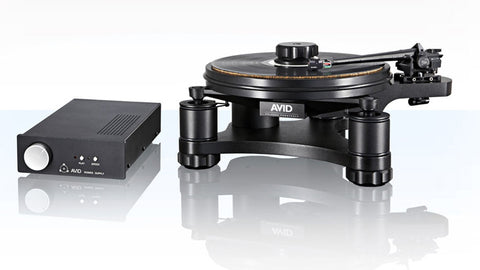 Avid Hifi Volvere SP Turntable