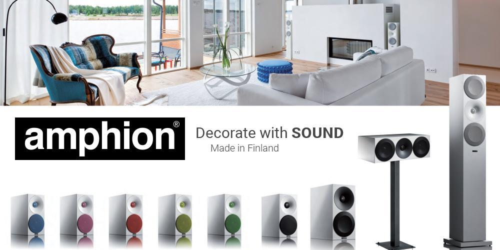 Amphion Speakers