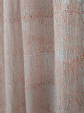 Block printed curtain (CRT-03)