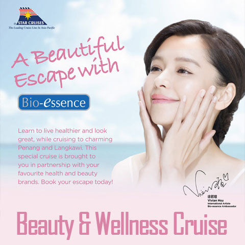 Bio-essence Beauty & Wellness Cruise