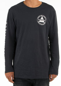 Legend Long Sleeve Tee Vintage Black
