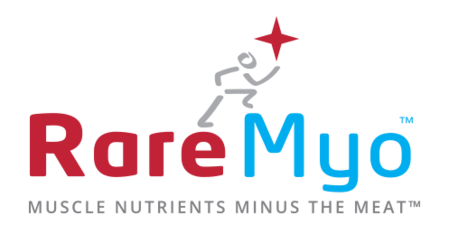 RareMyo - Muscle Nutrients Minus the Meat - Vegan Supplement