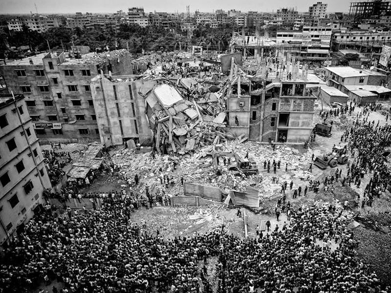 5 Years On - Remembering the Dhaka Garment Factory Collapse