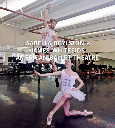 Cloud & Victory as seen on Isabella Boylston & James Whiteside, American Ballet Theatre