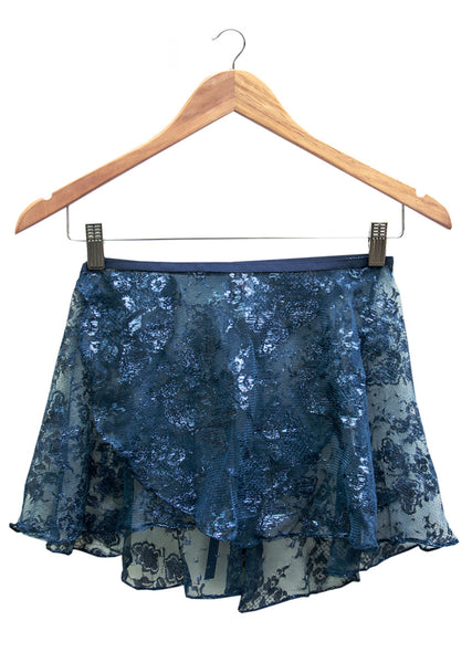 The Italian Lace Skirt - Mini-Length - Cloud & Victory Ethical Ballet Clothing and Dancewear