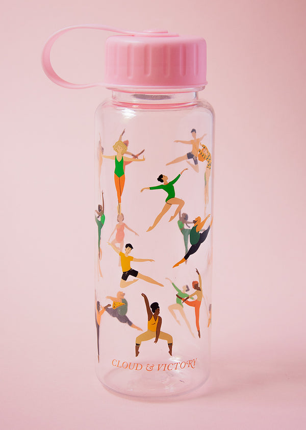 Every Body Dance Water Bottle - Wholesale - Ethical dancewear and ballet clothing by Cloud and Victory